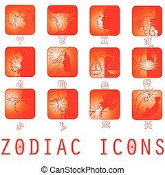 zodiac bling