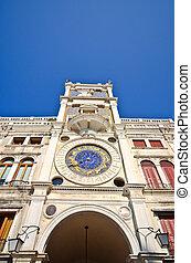 Zodiac clock, Venice