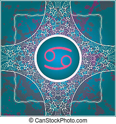 zodiac sign cancer - zodiac sign Cancer. What is karma?...