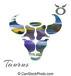 zodiac sign Taurus
