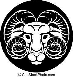 Zodiac Signs Aries