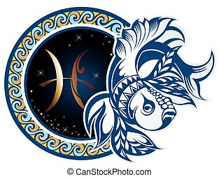 Zodiac signs - Pisces - Zodiac sign