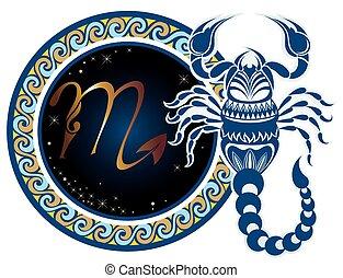 Zodiac signs - Scorpio - Zodiac sign