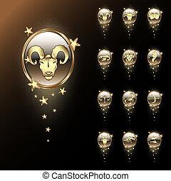zodiac tekens