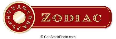 zodiaco, bandiera
