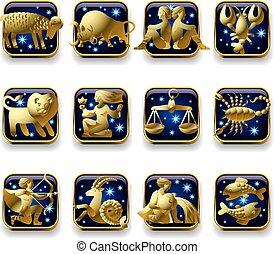 zodiactecken