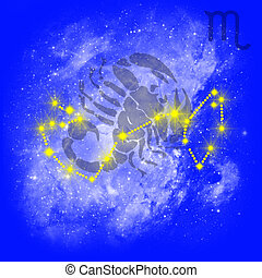 zodiaque, scorpion