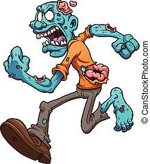zombi, corriente