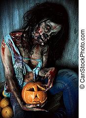 zombi, halloween