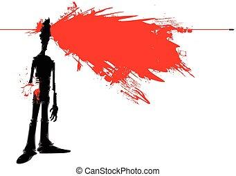 zombi, headshot