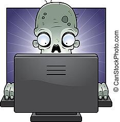 zombi, informatique