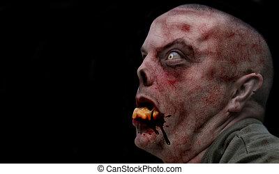 zombi, macho