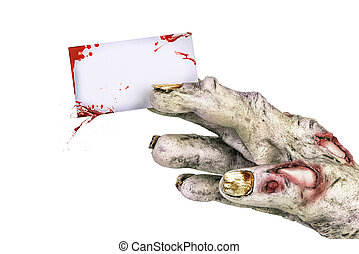 zombi, main