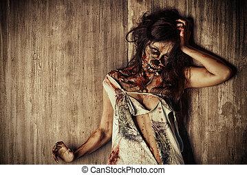 zombi, thriller