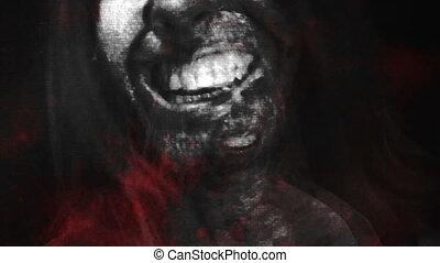 zombi, undead, horreur