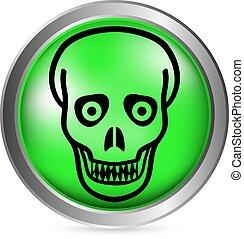 Zombie button