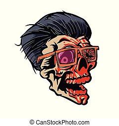 Zombie eyeshot