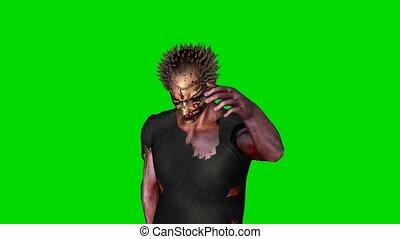 zombie goes