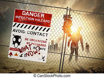 zombie, nachwirkungen