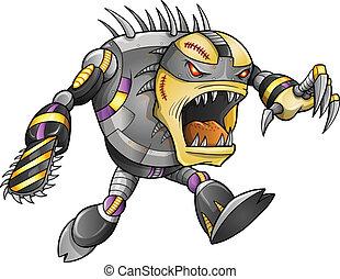 Zombie Undead Warrior Vector - Zombie Undead Warrior Soldier...