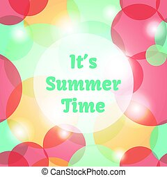 zomer, bellen, informatietechnologie, achtergrond, tijd