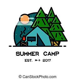 zomer kamp