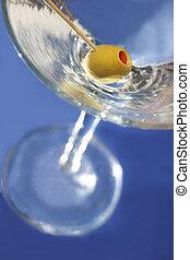 zomer, martini
