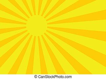zon achtergrond