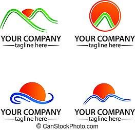 zon, logo