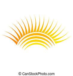 zon, symbool