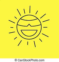 zon, zonnebrillen