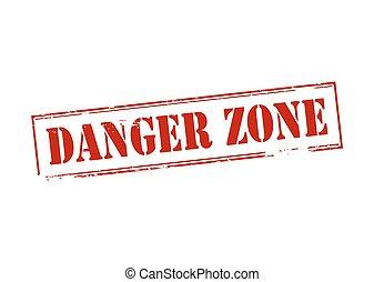 zona, peligro