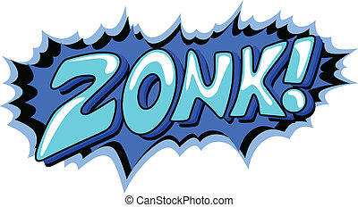 Zonk - Comic Expression