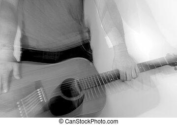 zoom a guitar