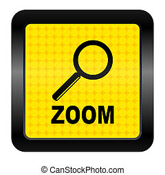 zoom, ikone