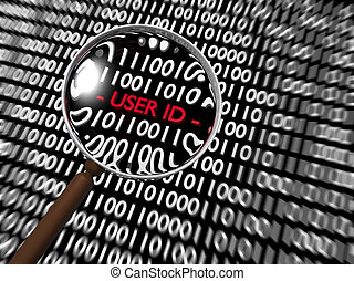 Zoom on Hidden Digital UserID