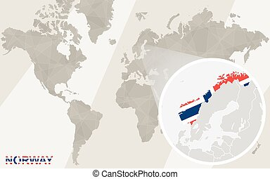 Fjord Vector Clip Art Royalty Free Fjord Clipart Vector EPS - Norway map eps