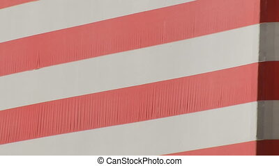 zoom out flag in wall street