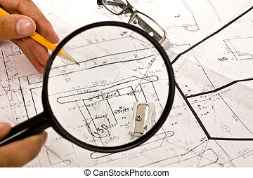 zoomed, bouwschets