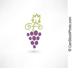 zrnko vína víno
