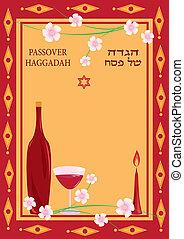 zsidó húsvét
