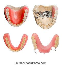 zubní, protéza