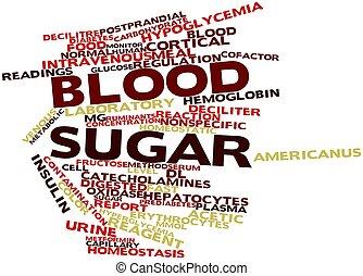 zucchero sangue