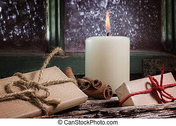 zuerst, advent, geschenke