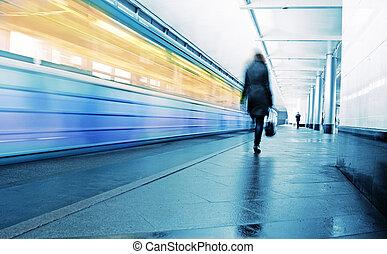 zug, metro