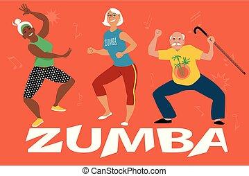 Zumba Gold for seniors