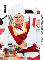 zupa, gotowanie