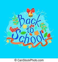 zurück schule