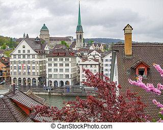 Zurich in Switzerland