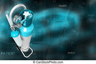 zuurstoffles